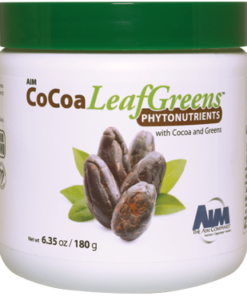 AIM CoCoa LeafGreens Phytonutrients with Cocoa and Greens