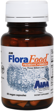 AIM Flora Food Probiotic Formula