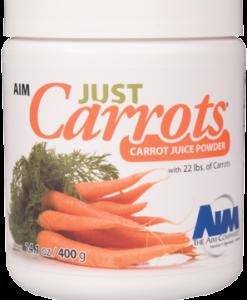 AIM Just Carrots Carrot Juice Powder