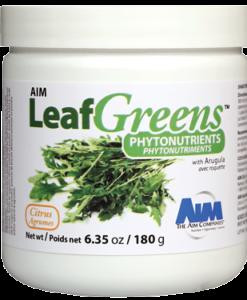 AIM LeafGreens Phytonutrients with Arugula