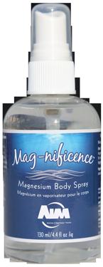 AIM Mag-nificence Magnesium Spray